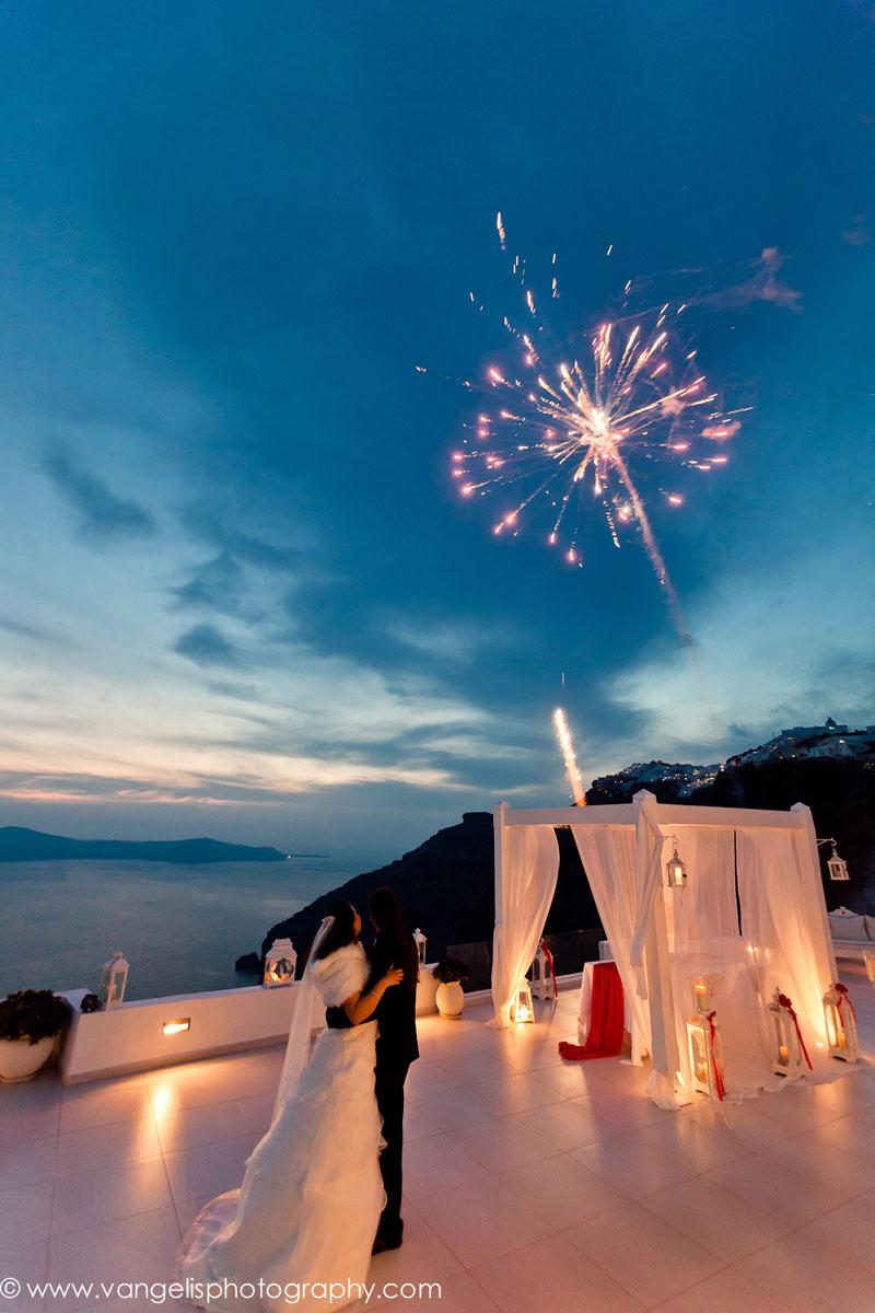 Santorini Weddings By Dana Villas page 2